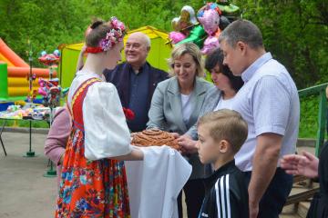 Дом-музей И.В. Мичурина отметил 80-летний юбилей